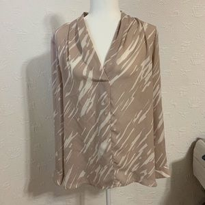 Vince camuto blouse size large